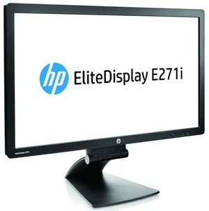 Satılır -MONITOR - HP Elite Display E271i -27""